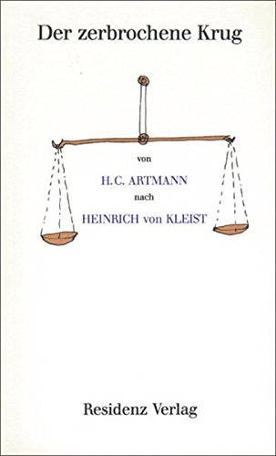 9783701707843: Der zerbrochene Krug: Nach Heinrich von Kleist (German Edition)