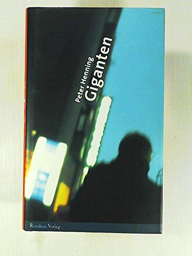 9783701713035: Giganten. 18 Geschichten. [Hardcover] by Henning, Peter