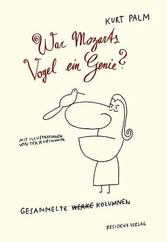 9783701714773: War Mozarts Vogel ein Genie?