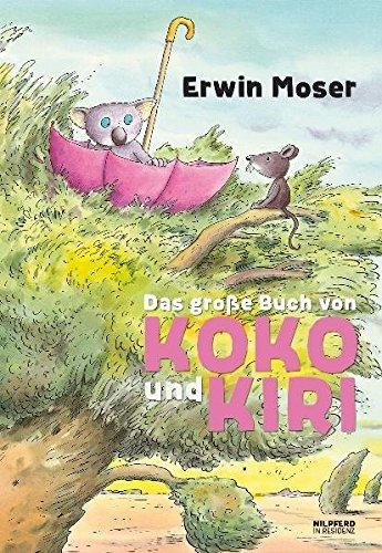 9783701720774: Das große Buch von Koko und Kiri: Alle Koko-Geschichten in einem Band