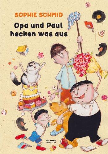 9783701721108: Opa und Paul hecken was aus