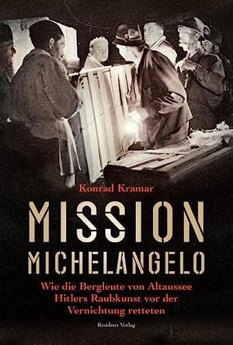 Mission Michelangelo: Konrad Kramar
