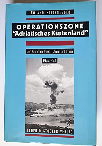 9783702006655: Operationszone