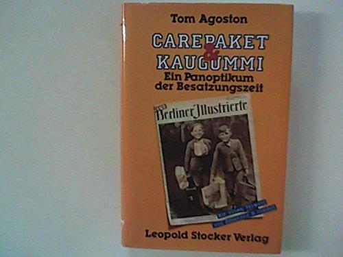 Carepaket & Kaugummi - Carepaket und Kaugummi: Agoston,Tom