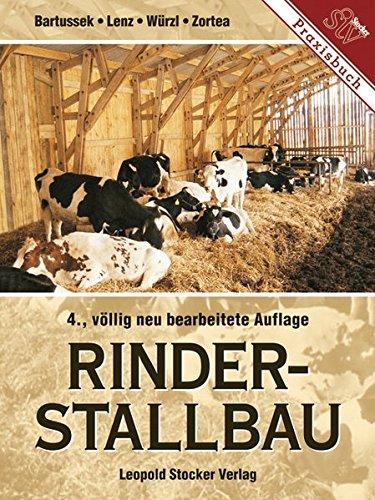 9783702007225: Rinderstallbau.
