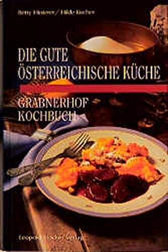 Grabnerhof-Kochbuch: Betty Hinterer; Hilde