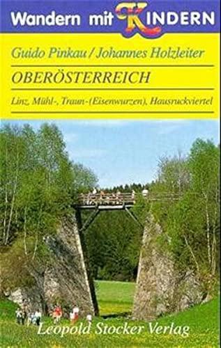 9783702008499: Wandern mit Kindern, Oberösterreich.