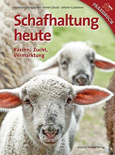 Schafhaltung heute: Rassen, Zucht, Vermarktung (Hardback): Ferdinand Ringdorfer, Armin Deutz, ...