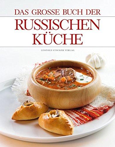 9783702012373: Das große Buch der Russischen Küche