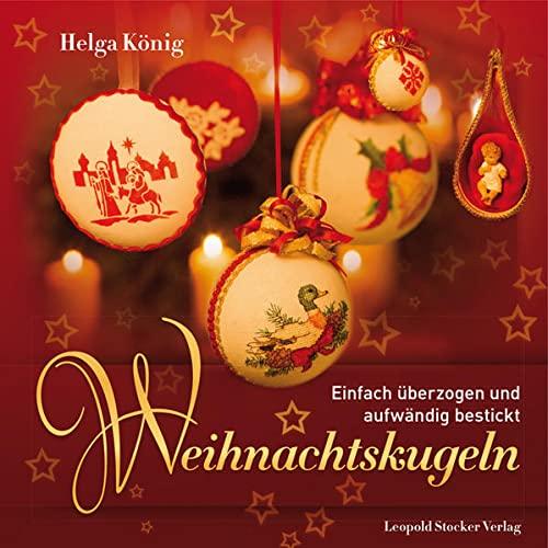 Weihnachtskugeln: Helga König