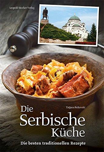 9783702016111: Die Serbische Küche