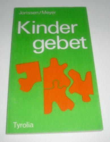 9783702210953: Kindergebet - Ein Werkbuch für Eltern und Erzieher