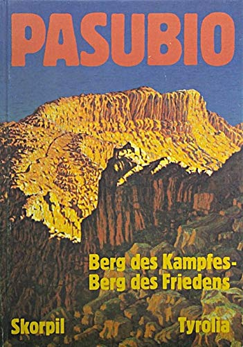 Pasubio. Berg des Kampfes - Berg des Friedens. Erlebnisbericht - Skorpil, Robert