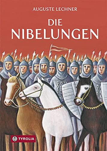 9783702226138: Die Nibelungen: Glanzzeit und Untergang eines mächtigen Volkes