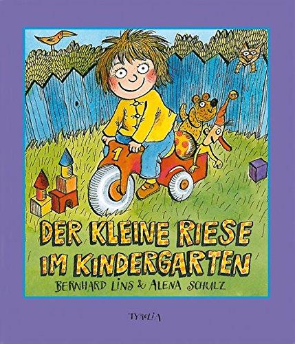 Der kleine Riese im Kindergarten, m. Audio-CD: Lins, Bernhard /