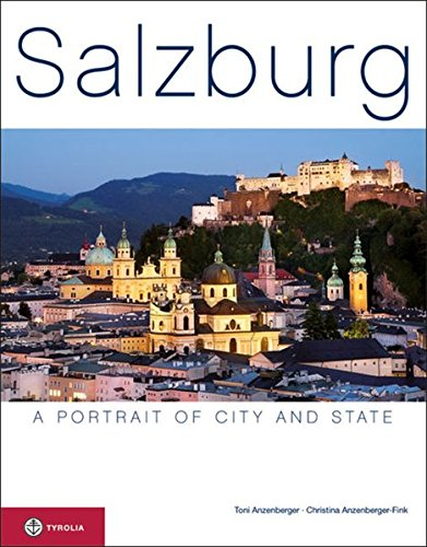9783702231330: Salzburg: A portrait of City and State