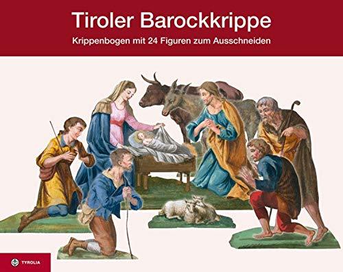 9783702231422: Tiroler Barockkrippe
