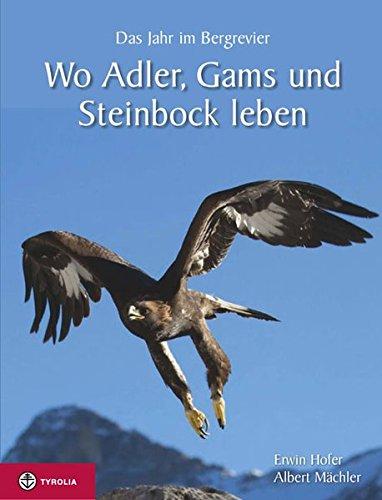 9783702232160: Wo Adler, Gams und Steinbock leben: Das Jahr im Bergrevier