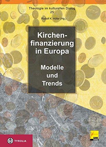 9783702232504: Kirchenfinanzierung in Europa