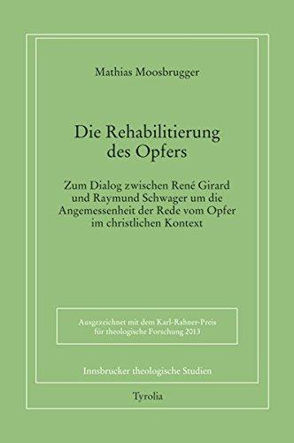 Die Rehabilitierung des Opfers: Mathias Moosbrugger