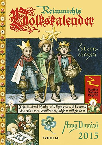 9783702233464: Reimmichls Volkskalender 2015