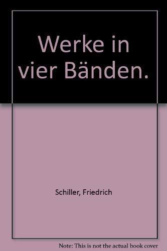 9783702301804: Werke in vier Bänden.