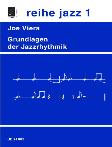 9783702400811: Grundlagen der Jazzrhythmik