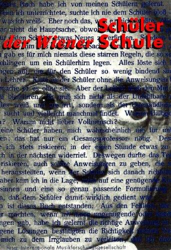 9783702402174: Schuler der Wiener Schule