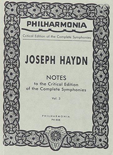9783702402525: Symphonies 82-104, Critical Edition