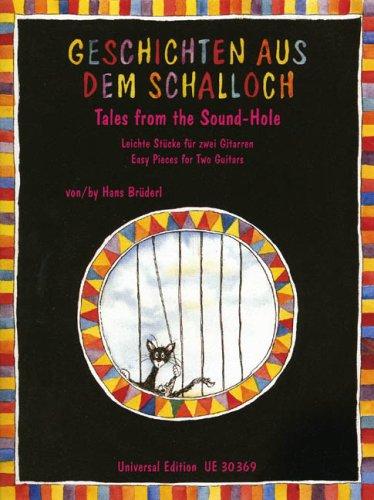 9783702409227: Geschichten aus dem Schallloch - 2 Guitars - Book