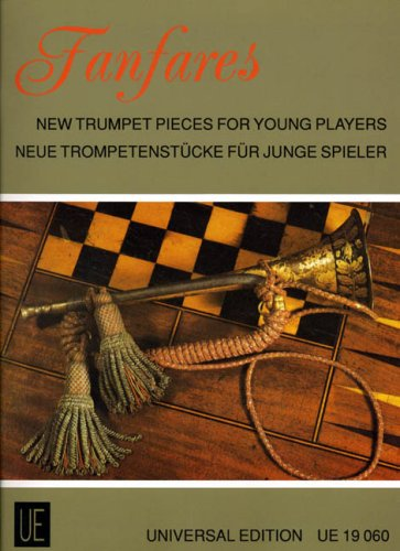 9783702409487: Fanfares: New Trumpet Pieces for Young Players