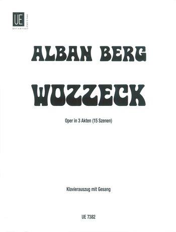 9783702410438: Partition classique UNIVERSAL EDITION BERG ALBAN - WOZZECK - CHANT/PIANO Choeur et ensemble vocal