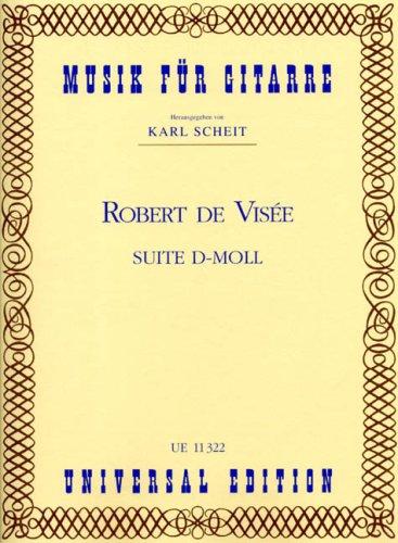 9783702411435: Suite d-Moll. Gitarre