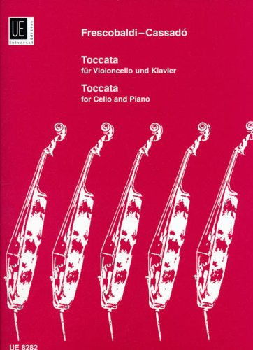 9783702418489: Frescobaldi: Toccata (arr. Cassadó)