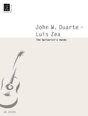 The Guitarrists Hand: Duarte, John.W,