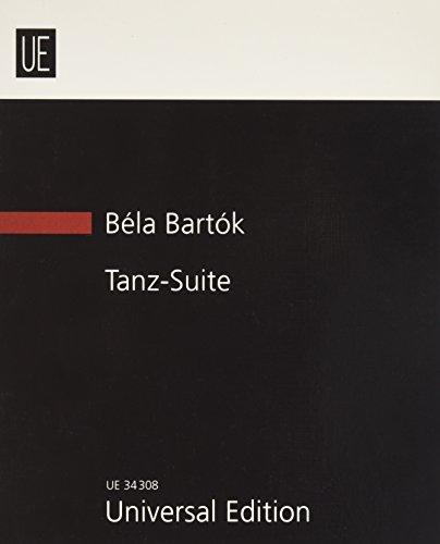 9783702419974: Dance Suite (Tanz-Suite) Score