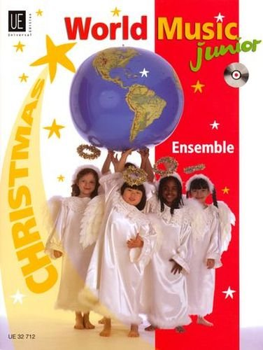 9783702420802: World Music Junior - Christmas (Ensemble) w/ CD