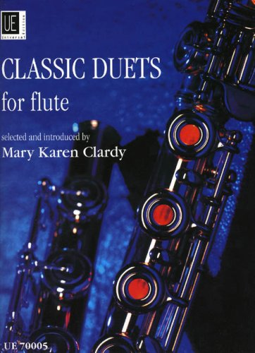 9783702425081: Classic Duets for Flute