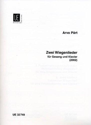 9783702425401: Wiegenlieder(2) - BOOK