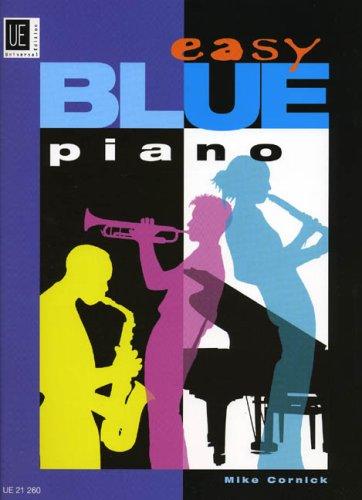 9783702427351: Easy Blue Piano