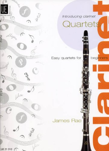 9783702428761: Introducing Clarinet - Quartets