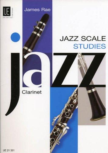 9783702431150: Jazz Scale Studies for Clarinet: UE21351