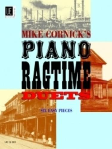 9783702432522: Piano Ragtime Duets: UE16591: For Piano 4 Hands