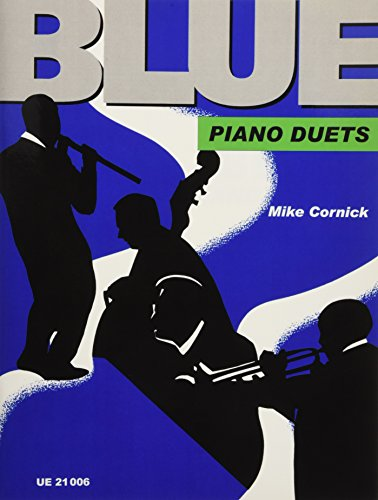 9783702432966: Blue Piano Duets for Piano 4 Hands: UE21006