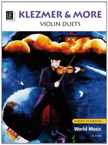 9783702433307: Klezmer & More: UE33650: Violin Duets - World Music