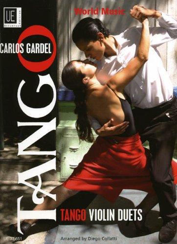 9783702465551: Tango Violin Duets: UE33651