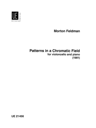 9783702466206: Patterns in a Chromatic Field