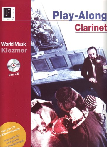 World Music: Klezmer, Play-along, Clarinet (3702466355) by Yale Strom