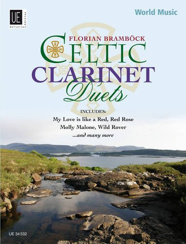 9783702467470: Celtic Clarinet Duets: UE34532 (World Music)