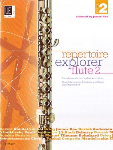 9783702467852: Repertoire Explorer 2 Flute: UE21497